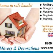 Elite Movers & Decorators