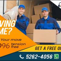 1. Devoted Mover - House Moving & Handyman  5262-4056