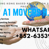 A1 Movers H.K   (Call or WhatsApp on +852 63539560)